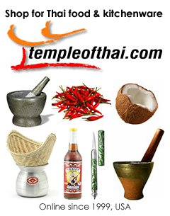 Visit our Asian grocery store - Temple of Thai
