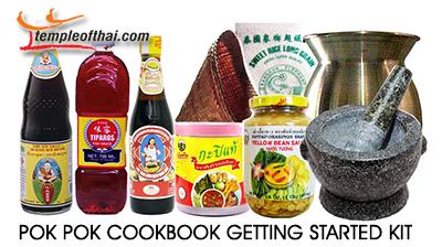 Pok Pok Cookbook Getting Started Kit