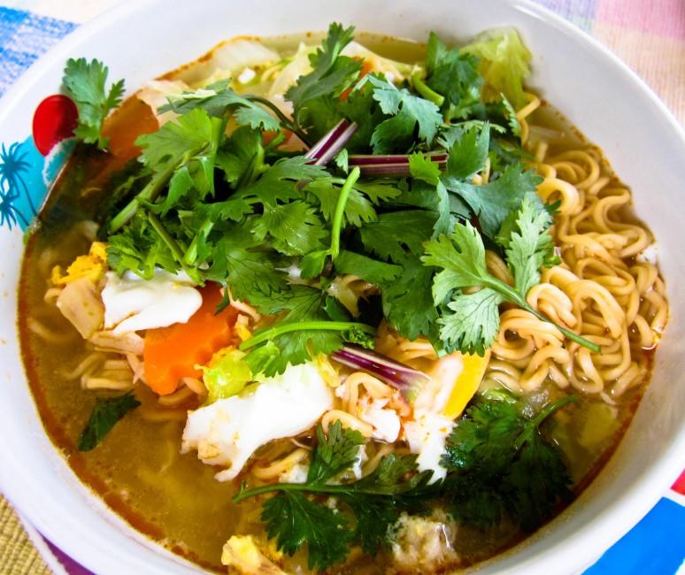 Mama Noodles +