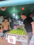 Andy shops for ingredients in Thailand