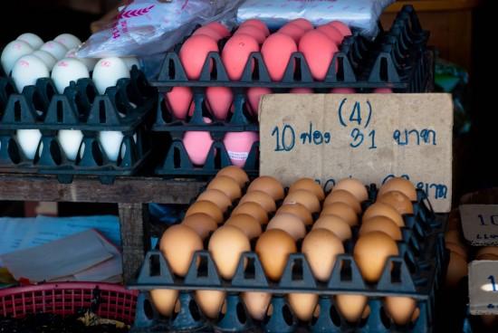 Fresh Asian Eggs