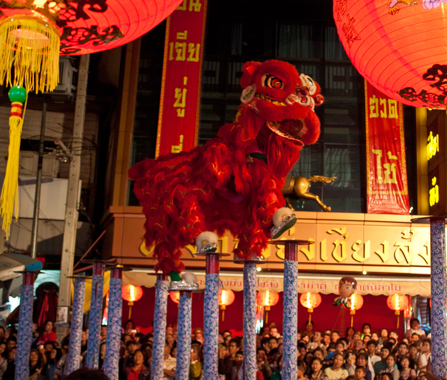 Thailand Celebrates The Chinese New Year 187 Temple Of Thai Food