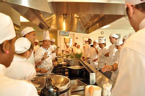 Chef McDang Le Cordon Bleu, USA