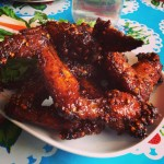Pok Pok Chicken Wings