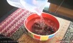 Tamarind water