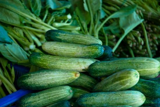 Thai Fresh Vegetables