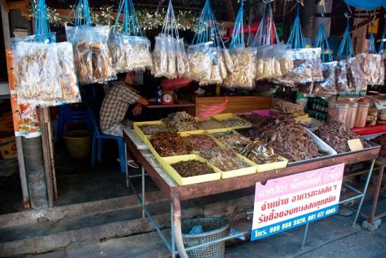 Thai Market Stall