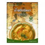 Green Curry Paste, Nittaya
