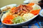 Yu Sheng - Chinese New Year Festive Dish
