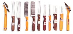 Complete Carving Knife Set