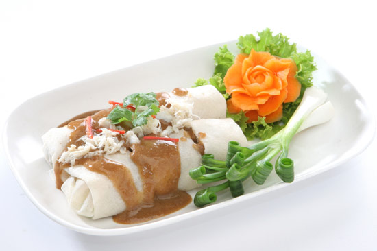 Thai spring roll recipes