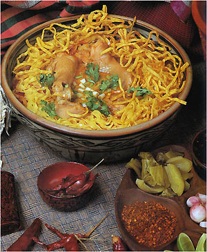 chicken curry with crispy noodles khao soi khao soi or