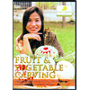 Thai Master Carvers Fruit and Vegetable Carving Lessons DVD