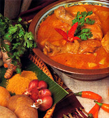 Thai Yellow Curry with Chicken Recipe