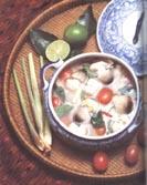 Best Thai Dishes, Tom Yum recipe