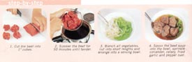 beef soup steps