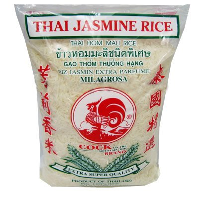 Jasmine Rice Imported From Thailand Temple Of Thai