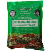 Green curry paste mae anong available online at for Anong thai cuisine
