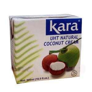 Natural coconut cream kara for cooking thai at templeofthai coconut cream publicscrutiny Image collections