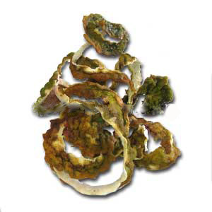 Dried Kaffir Lime Peel