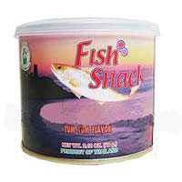 Fish snack Tom Yum flavor