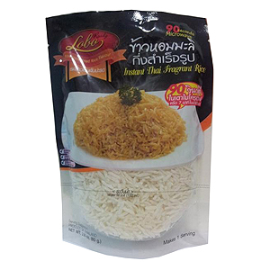 Lobo Instant Thai Fragrant Rice Pineapple