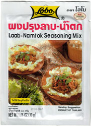 Laab-Namtok Seasoning