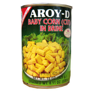 Young Baby Corn Aroy D Available Online From Templeofthai Com 187 Temple Of Thai