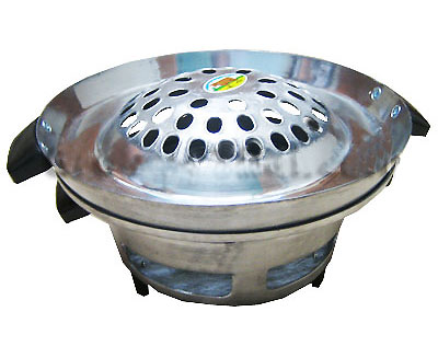 Charcoal Barbecue Grill (Medium Wide) | KORIN