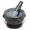 Thai Granite Mortar & Pestle