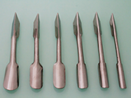 U & V Tools for Fruit Carving (Set of 6)