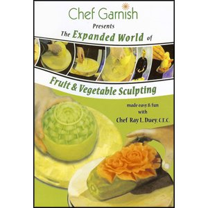 Expanded World of Sculpting DVD, Chef Ray Duey