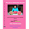 Art of Watermelon Carving DVD
