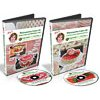 Watermelon Cakes Carving DVD
