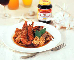 Chili Paste with Soybean Oil Seafood