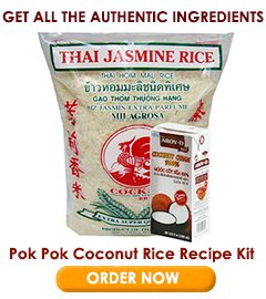 Pok Pok Coconut Rice Kit