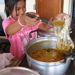Selling Curry