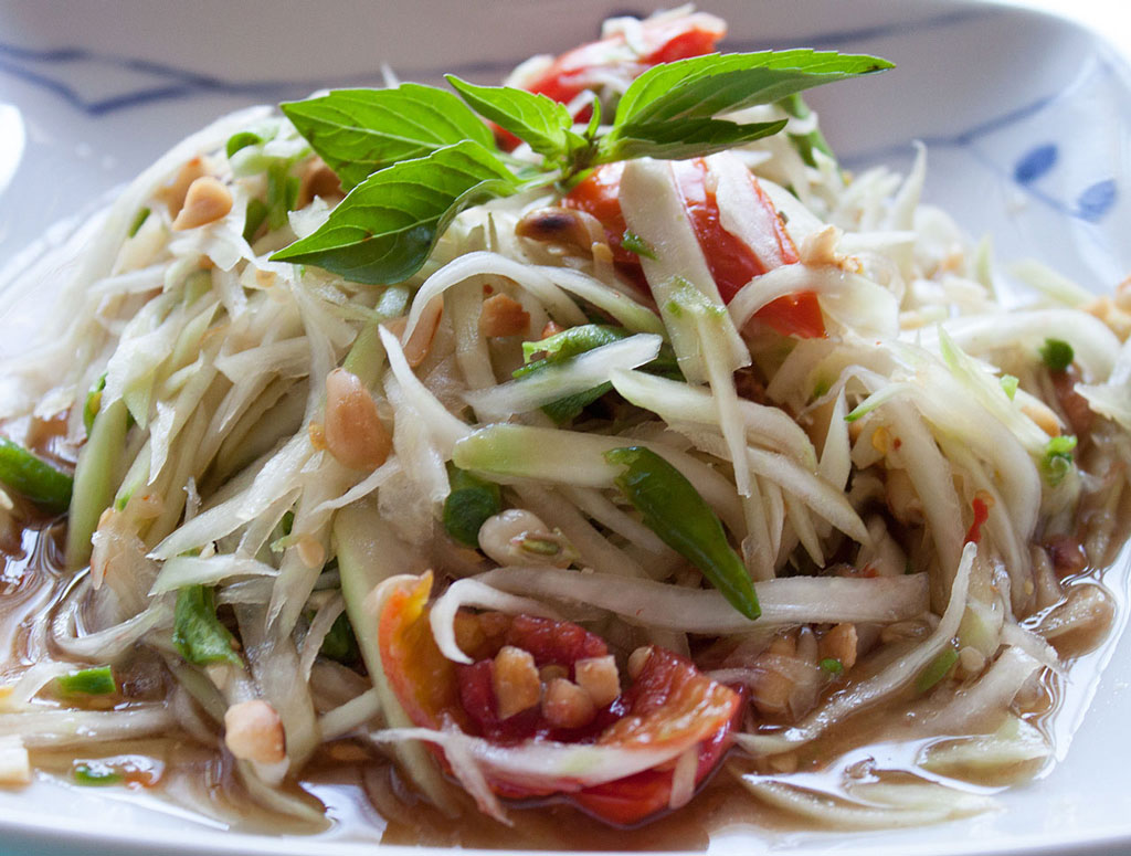 Thai Lao Food Recipes