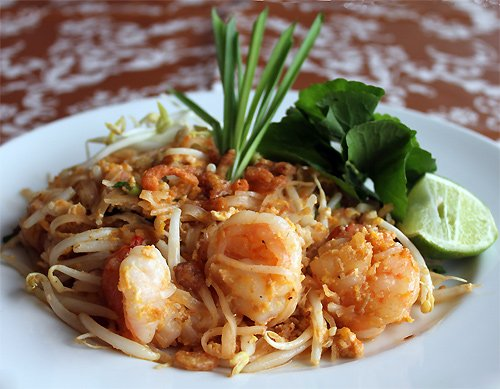 Perfect Pad Thai Recipe Temple Of Thai
