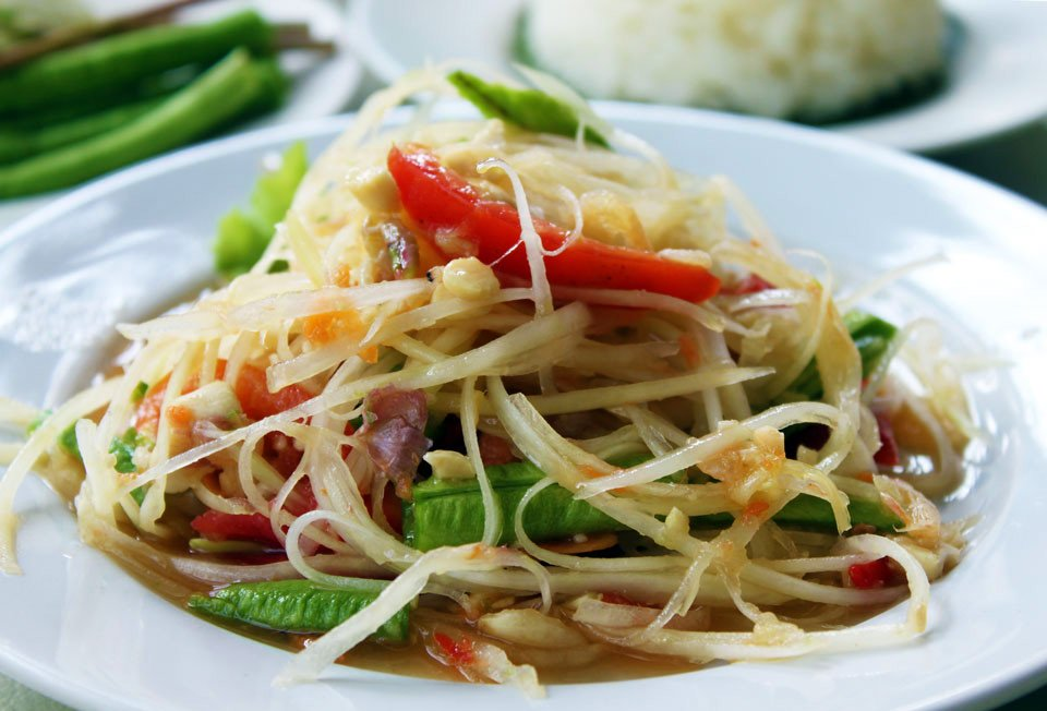 Spicy Thai Food Recipes