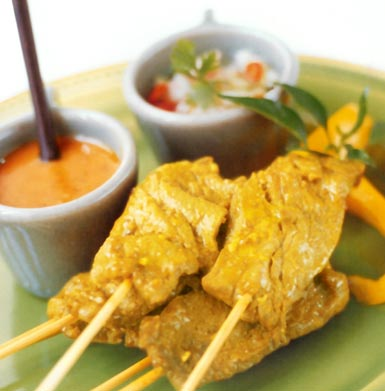 Super Satay Recipe
