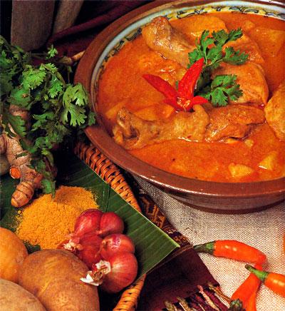 Thai yellow curry pork recipes