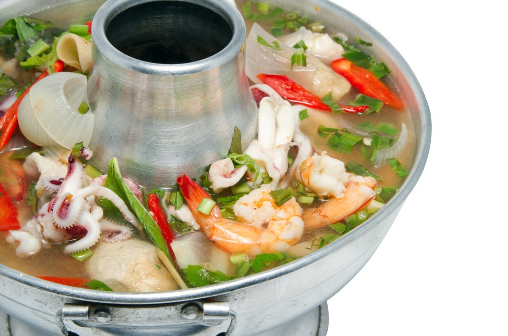 Tom Yum Talay (Click to enlarge)